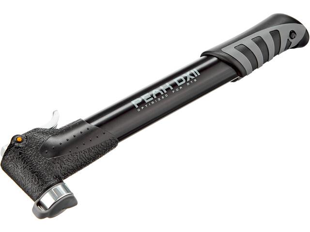 Topeak Peak DX II Mini bomba, black